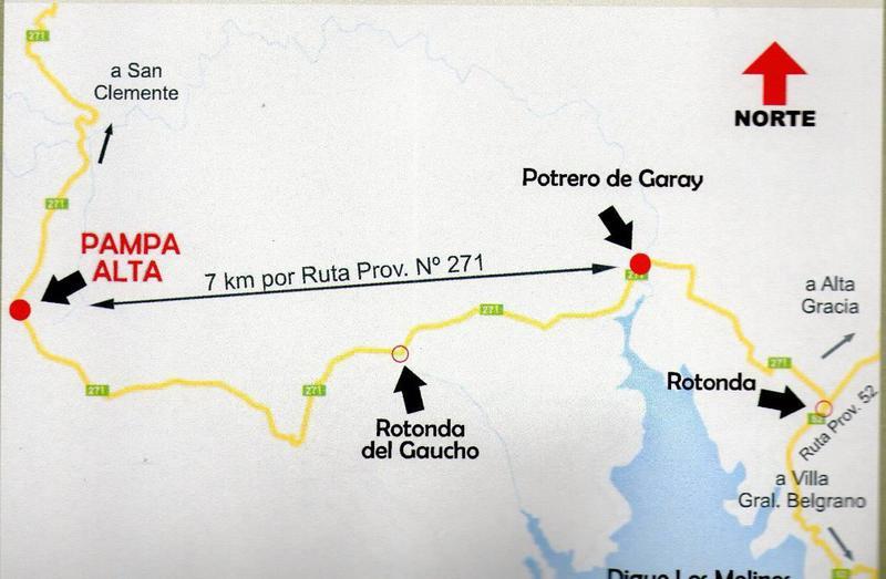 Foto Terreno en Venta en  Potrero De Garay,  Santa Maria  PAMPA ALTA - POTRERO DE GARAY