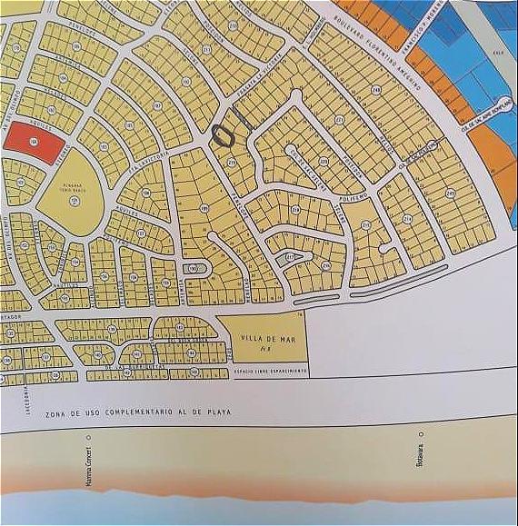 Foto Terreno en Venta en  Pinamar Norte,  Pinamar  Fragata la Victoria E/Selene y Penelope