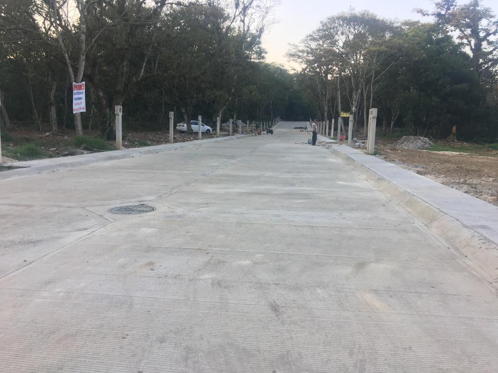 Foto Terreno en Venta en  Fraccionamiento San José,  Coatepec  TERRENO EN VENTA EN COATEPEC VER, L8 M3, 112.89 M2