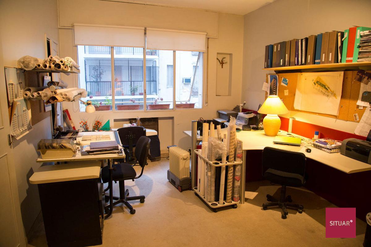 Foto Oficina en Venta en  Recoleta ,  Capital Federal  MONTEVIDEO al 1100