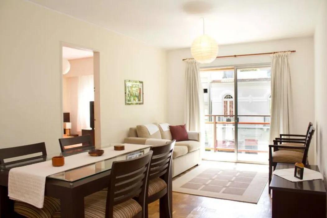 Foto Apartamento en Alquiler en  Pocitos ,  Montevideo  Scoceria - 1 dorm a pasos del mar