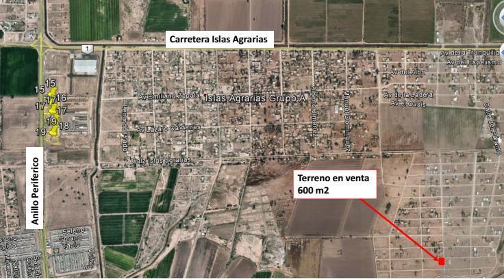 Foto Terreno en Venta en  Mexicali ,  Baja California Norte  Mexicali