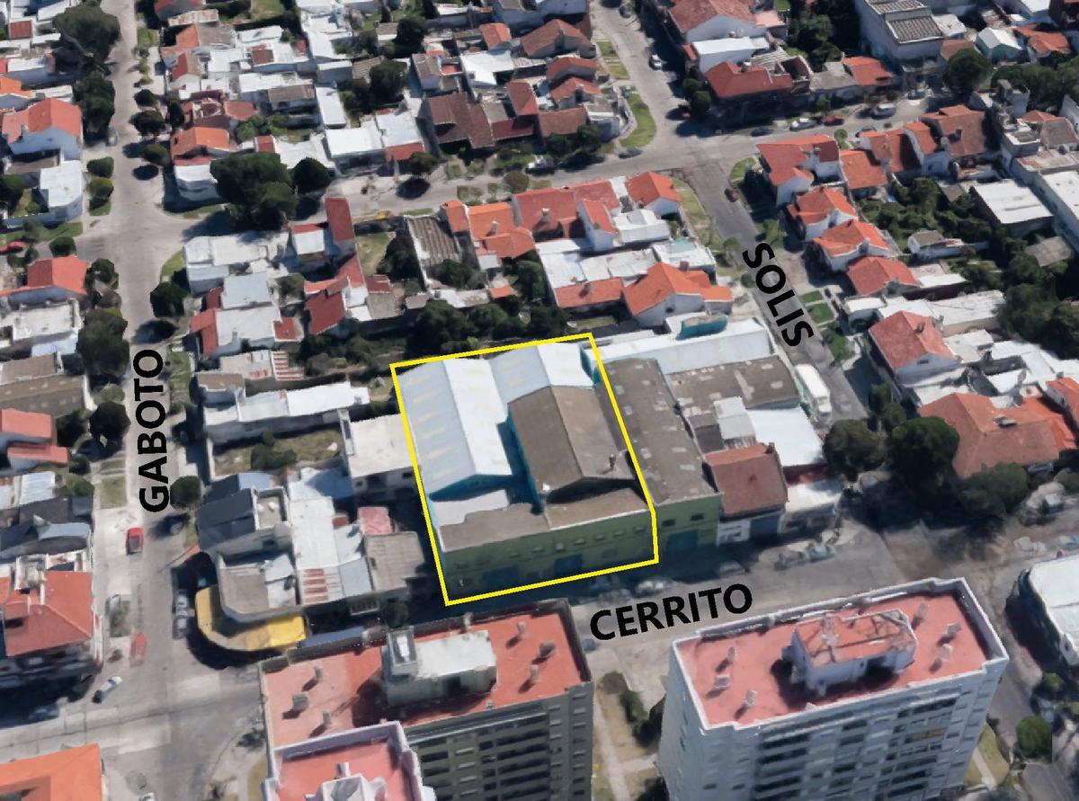 Foto Terreno en Venta | Alquiler en  Puerto,  Mar Del Plata  CERRITO 100