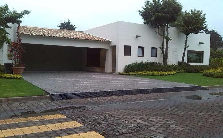 Foto Casa en condominio en Venta en  Club de Golf los Encinos,  Lerma  Casa en Venta, Club de Golf Los Encinos, Lerma