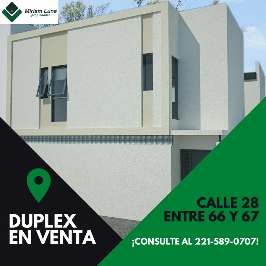 Foto Departamento en Venta en  La Plata,  La Plata  28 66 y 67