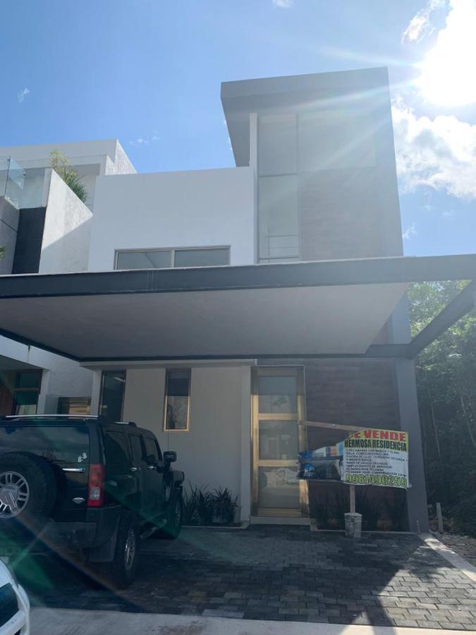 Foto Casa en Venta en  Cancún ,  Quintana Roo  Residencial Aqua