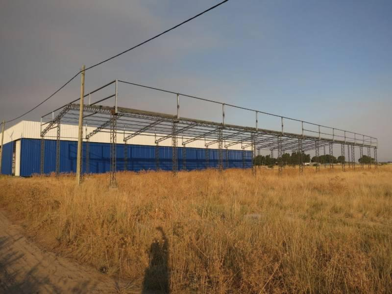 Foto Galpón en Alquiler en  Bahia Blanca,  Bahia Blanca  CAMINO PARQUE