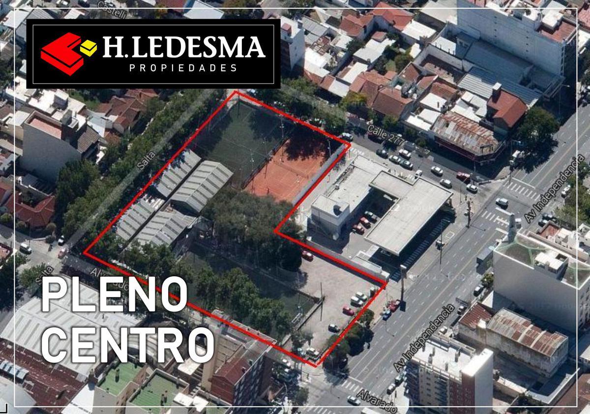 Foto Terreno en Alquiler en  San Jose,  Mar Del Plata  AV INDEPENDENCIA Y ALVARADO