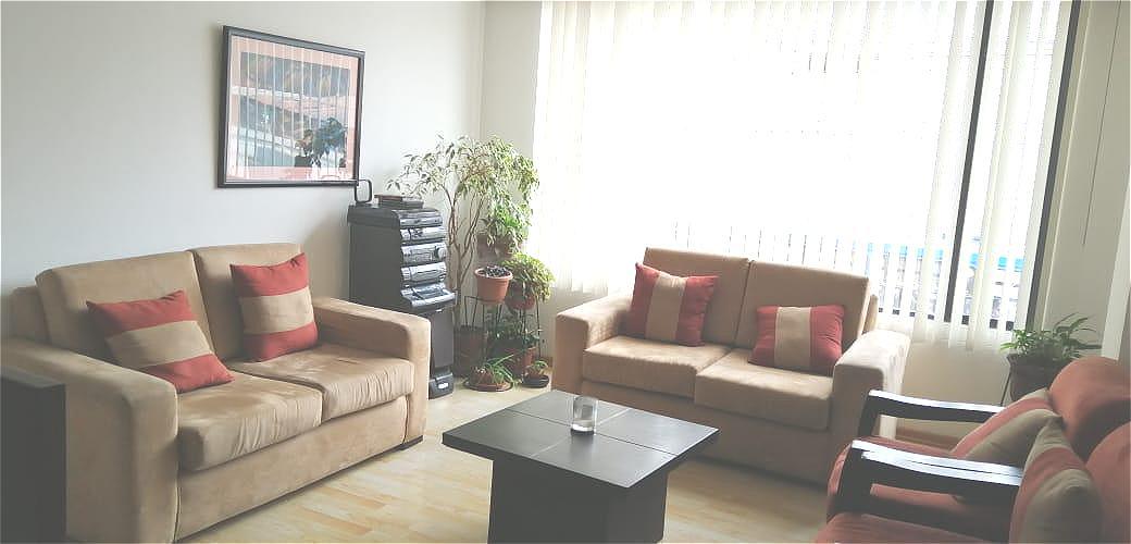 Foto Departamento en Venta en  Iñaquito Alto,  Quito  LA Y DEPARTAMENTO VeNdO