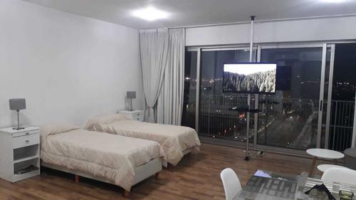 Foto Departamento en Alquiler temporario en  Puerto Madero ,  Capital Federal  Azopardo 700 **  1 Amb. 35m2.