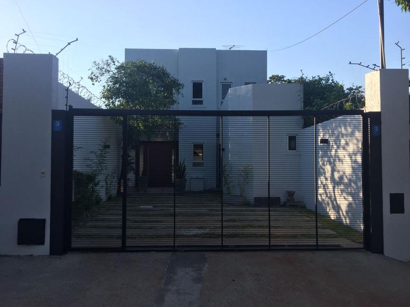 Foto Casa en Alquiler en  Madame Lynch,  Santisima Trinidad  Tte. Gomez Brizuela casi Tte. Delgado