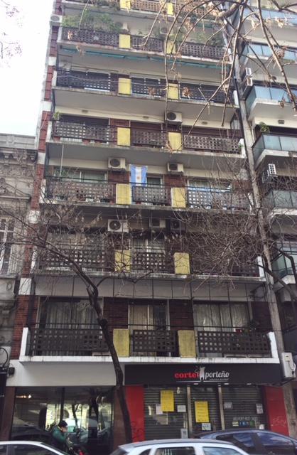 Foto Departamento en Alquiler en  Barrio Norte ,  Capital Federal  Güemes 3200
