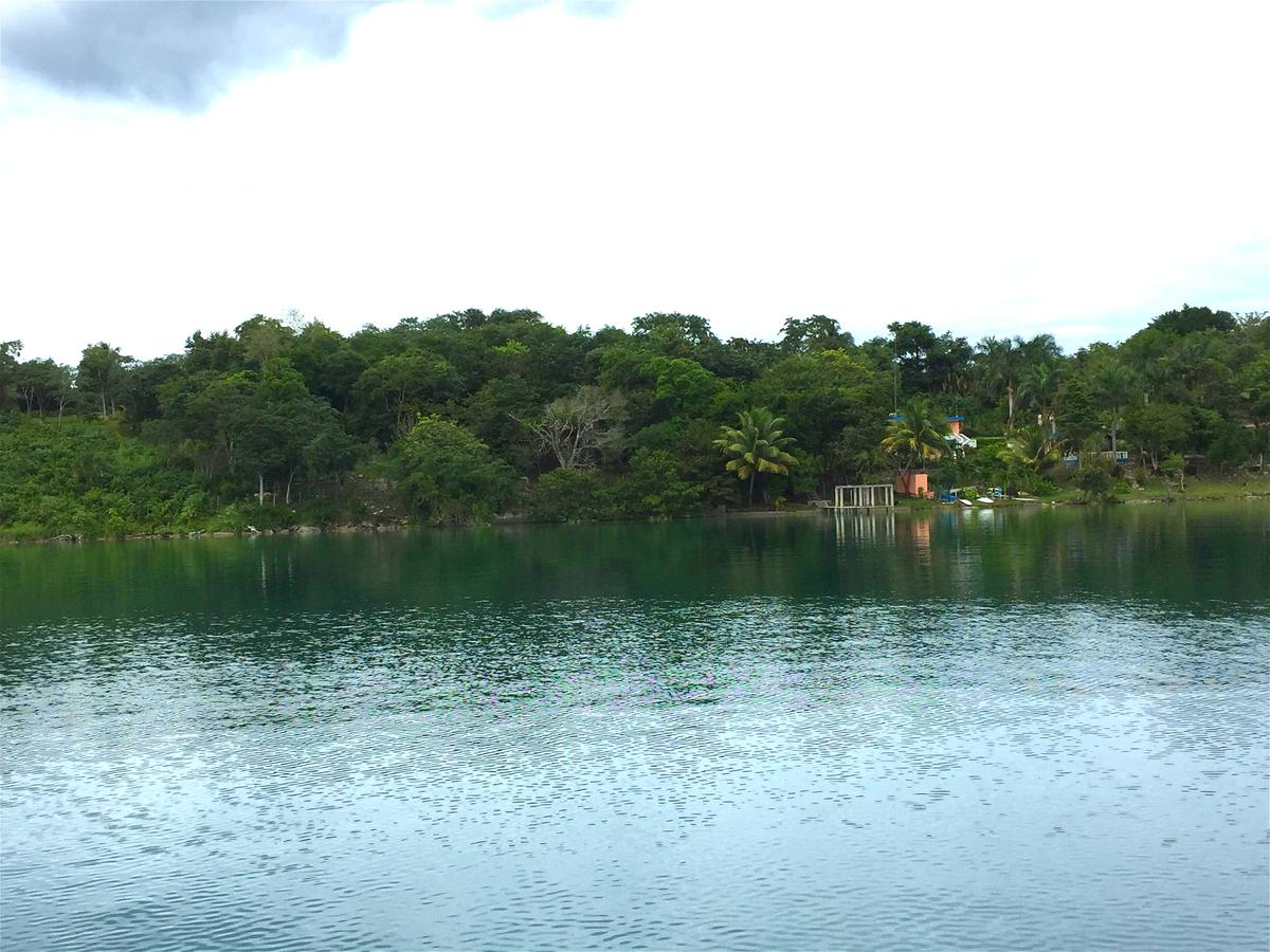 Foto Terreno en Venta en  Bacalar ,  Quintana Roo  BACALAR TERRENO CON MUELLE VISTA LAGUNA