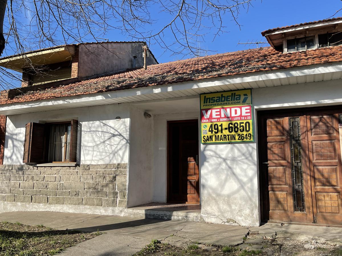 Foto Casa en Venta en  Bernardino Rivadavia,  Mar Del Plata  Garay 5668 entre Perú y Tierra del Fuego