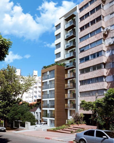 Foto Departamento en Venta en  Pocitos Nuevo ,  Montevideo  Lanzamiento único