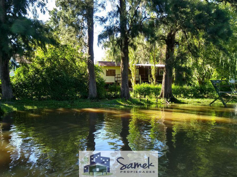 Foto Casa en Venta en  Angostura,  Zona Delta Tigre      Angostura (Escritura Inmediata)