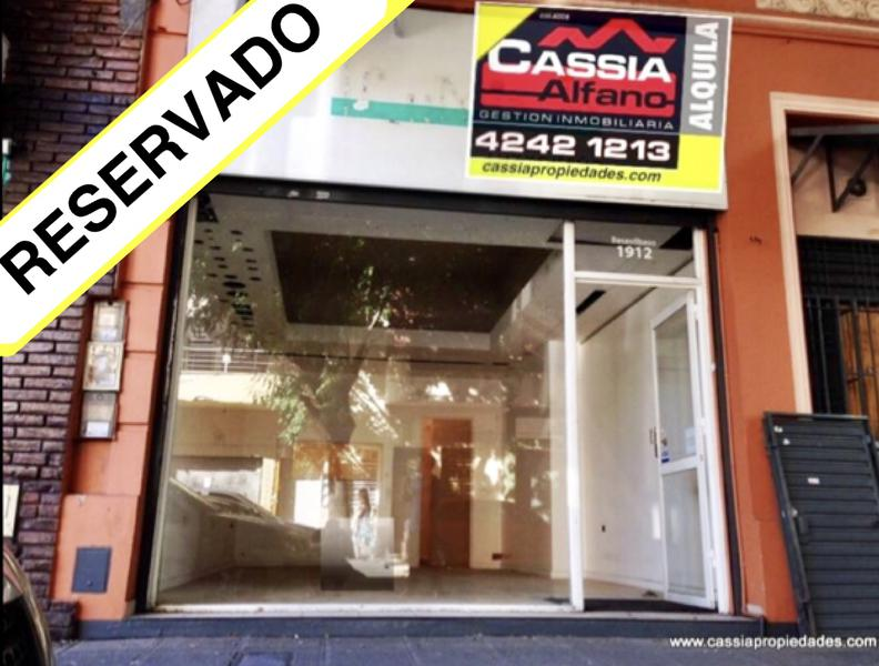 Foto Local en Alquiler en  Lanús Este,  Lanús  BASAVILBASO 1912