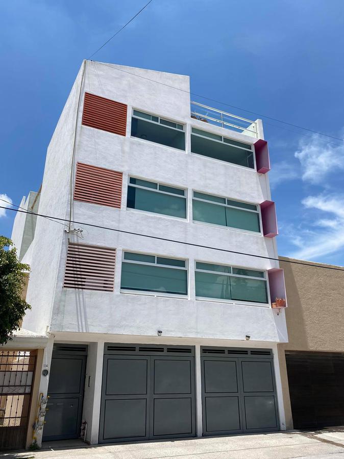 Foto Departamento en Renta en  Balcones del Valle,  San Luis Potosí  Departamento en renta en Balcones del Valle muy cerca de av Salvador Nava