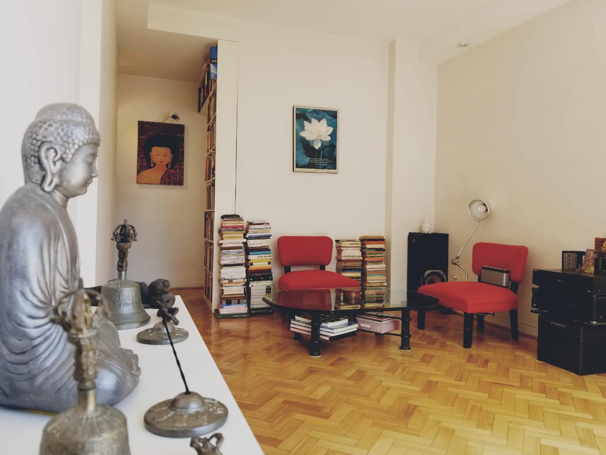 Foto Departamento en Alquiler en  Las Cañitas,  Palermo  Luis María Campos al 800
