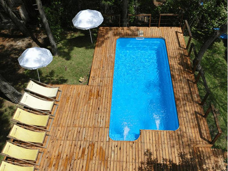 Foto Hotel en Venta en  Mar De Las Pampas ,  Costa Atlantica  8 dptos a 150m del mar