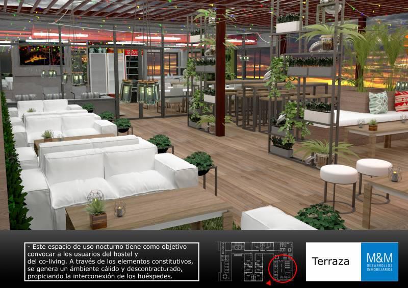 Foto Departamento en Venta en  Microcentro,  Centro (Capital Federal)  peron al 1200