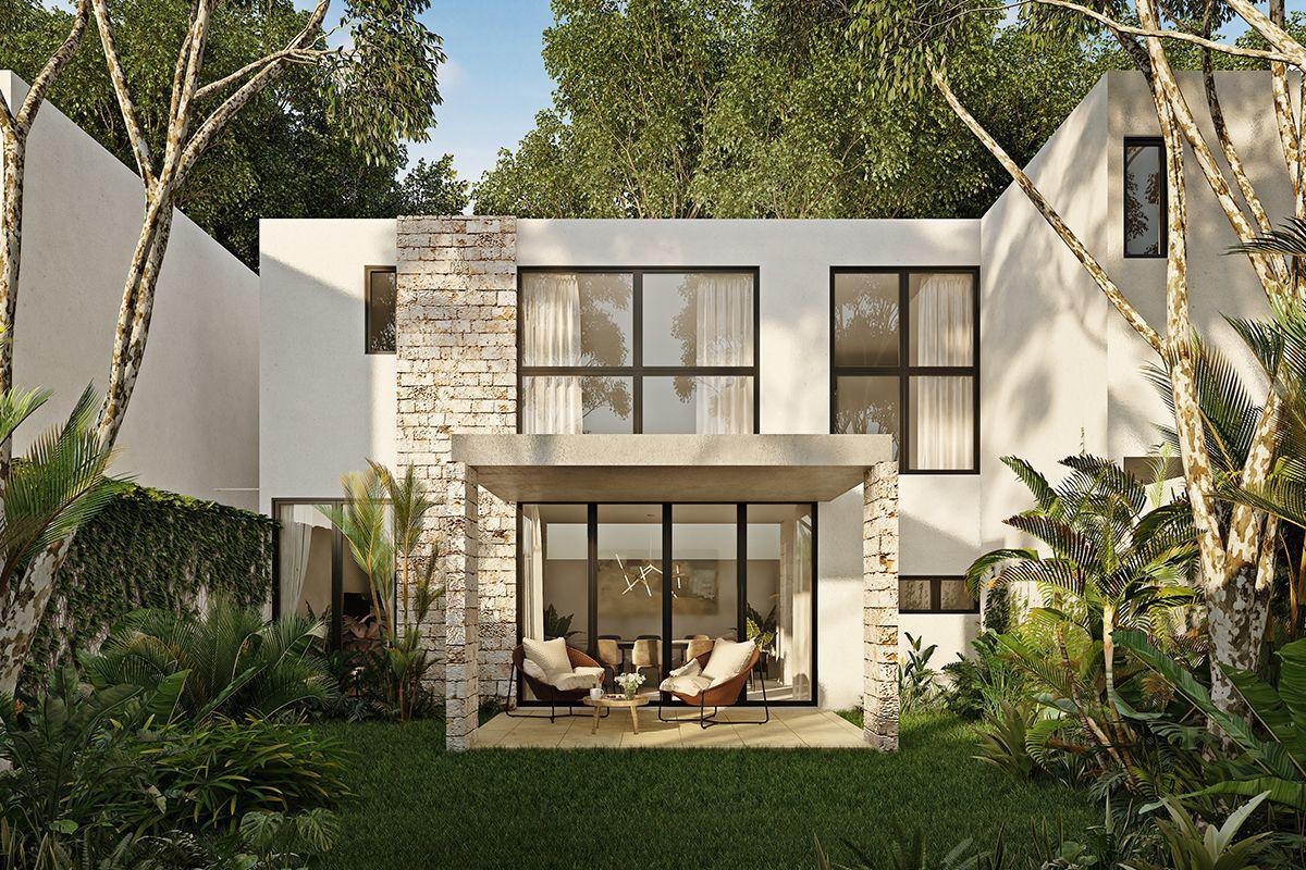 Foto Casa en Venta en  Playa del Carmen ,  Quintana Roo  Carretera Federal Cancun-Tulum