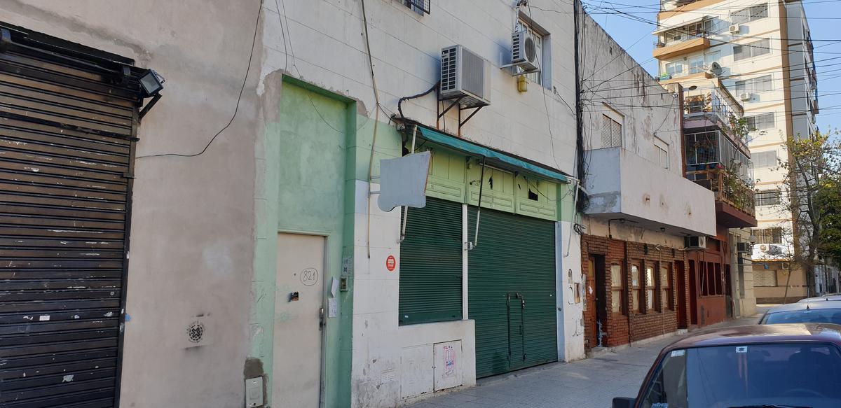 Foto Terreno en Venta en  Almagro ,  Capital Federal  BILLINGHURST 821