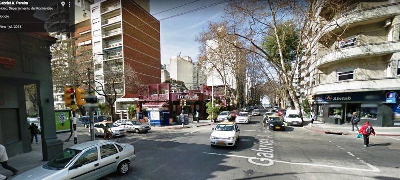 Foto Terreno en Venta en  Pocitos ,  Montevideo  Gabriel Pereira 3100