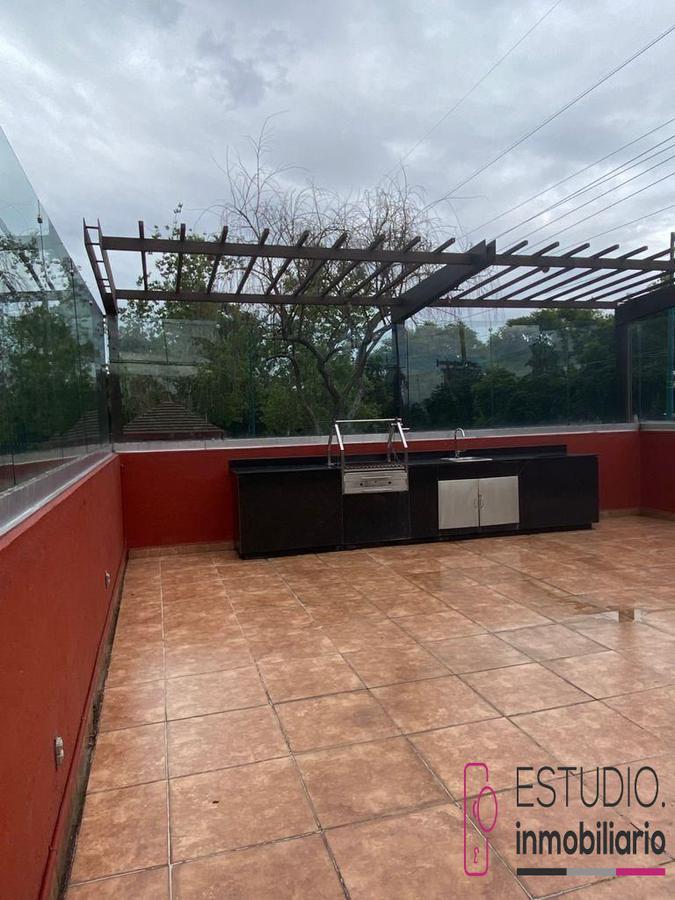 Foto Departamento en Renta en  Santa Fe,  Alvaro Obregón  DEPARTAMENTO EN RENTA SANTA FE .rancho santa fe, estricta seguridad,  luminoso, terraza.