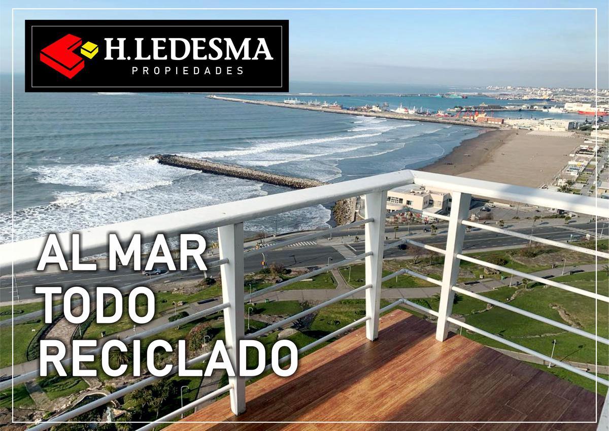 Foto Departamento en Venta en  Playa Grande,  Mar Del Plata  AVELLANEDA 100 • FRENTE AL MAR