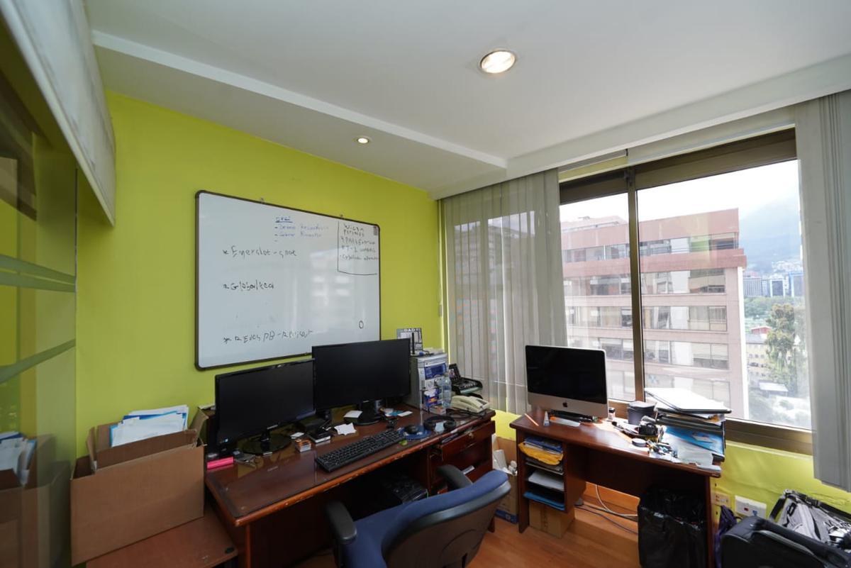 Foto Oficina en Venta en  Norte de Quito,  Quito  República del Salvador y Portugal