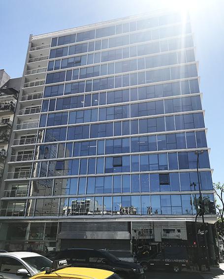 Foto Oficina en Alquiler en  Belgrano ,  Capital Federal  Juramento al 1400