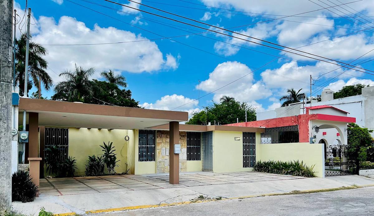 Foto Casa en Venta en  Itzimna,  Mérida  Casa en venta de una planta en Mérida-Itzimná