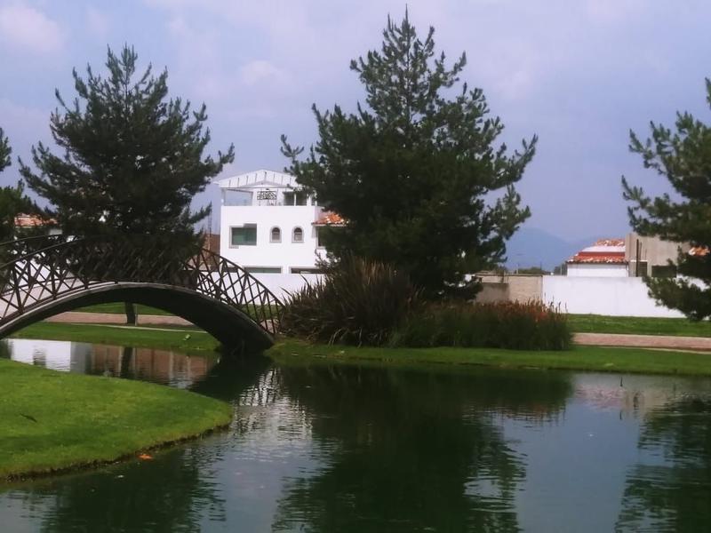 Foto Casa en condominio en Renta en  San Miguel Totocuitlapilco,  Metepec  RENTA CASA CONDADO DEL VALLE COUNTRY CLUB METEPEC