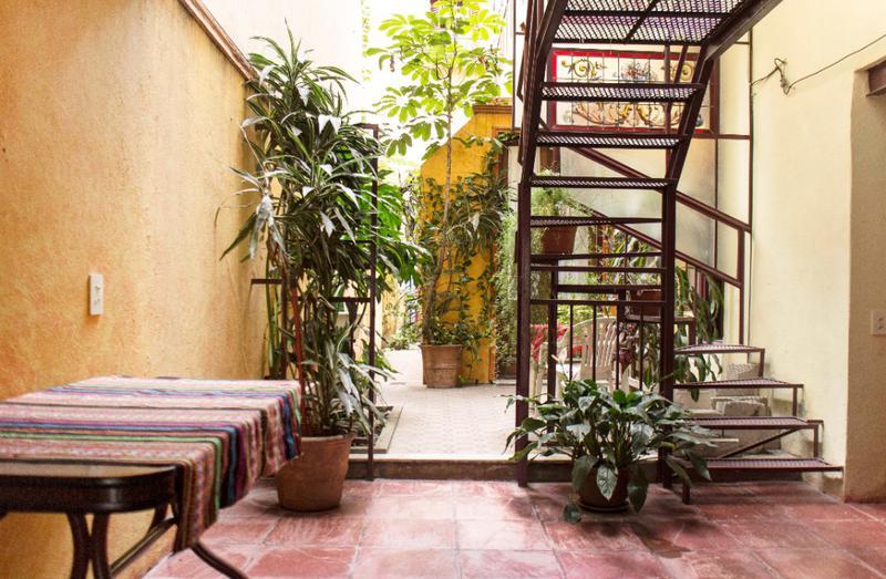 Foto Departamento en Alquiler temporario en  Palermo ,  Capital Federal  Jorge luis borges al 2000