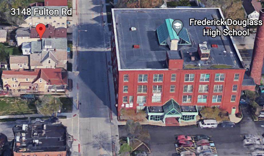 Foto Casa en Venta en  Fulton ,  Ohio  3148 Fulton Rd, 44109, Cleveland , Ohio
