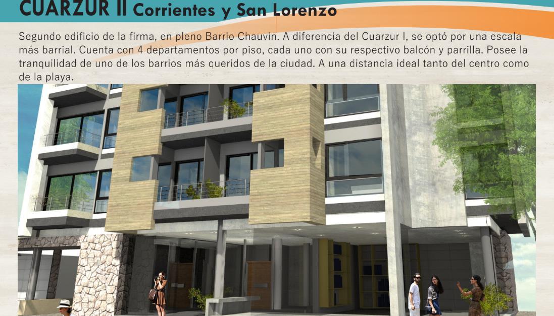 Foto Departamento en Venta en  Mar Del Plata ,  Costa Atlantica  Corrientes y San Lorenzo