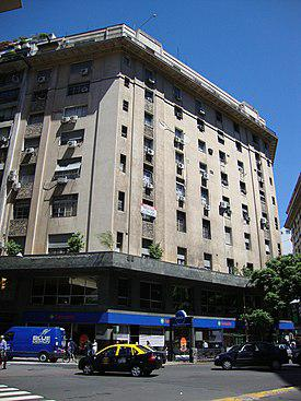 Foto Oficina en Alquiler en  Centro (Capital Federal) ,  Capital Federal  SARMIENTO al 900