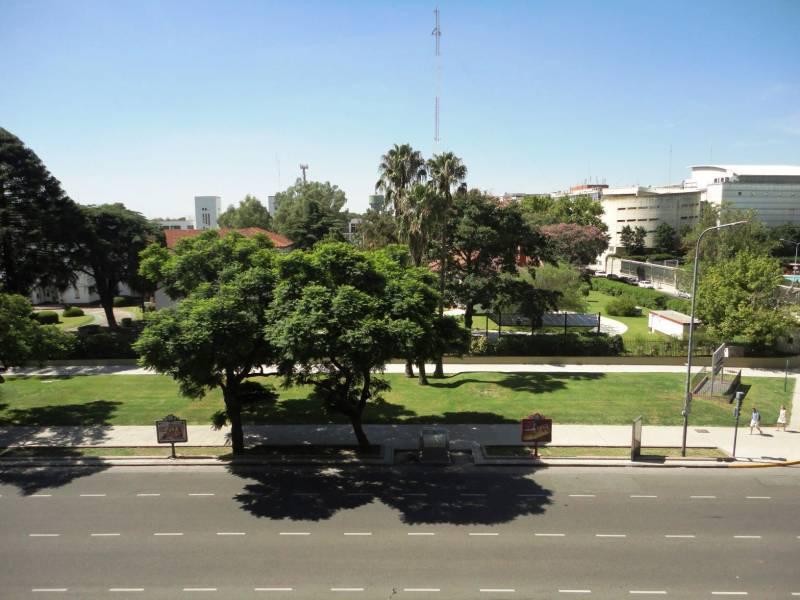 Foto Departamento en Venta en  Botanico,  Palermo  Av. Figueroa Alcorta y Cavia, 4 Piso