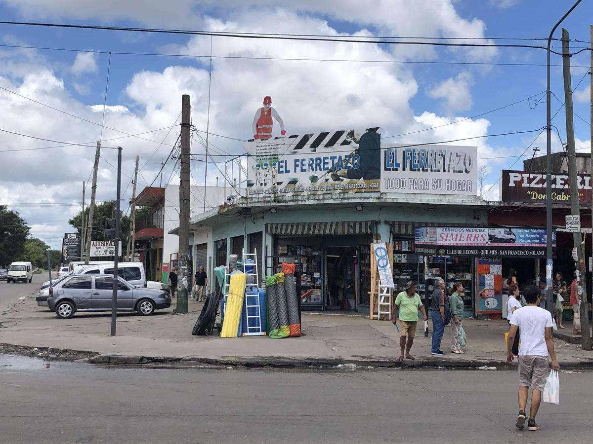 Foto Local en Alquiler en  San Francisco Solano,  Almirante Brown  Humberto Primo al 6500