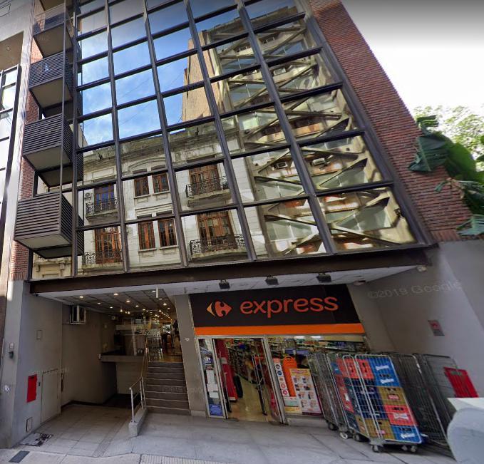 Foto Edificio Comercial en Venta en  San Nicolas,  Centro (Capital Federal)  Viamonte al 300