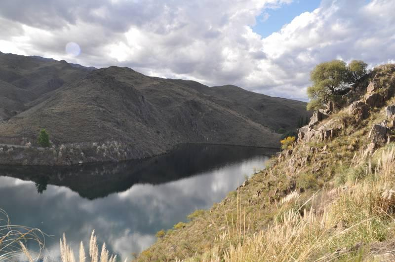 Foto Terreno en Venta en  El Amparo,  Pringles  RUTA 9 1