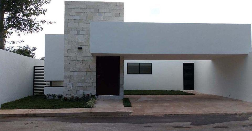 Foto Casa en Venta en  Conkal ,  Yucatán  Casa Venta Conkal, Merida _de 1 planta con alberca