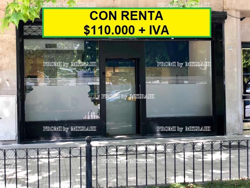 Foto Local en Venta en  Barrio Norte ,  Capital Federal  Carlos Pellegrini al 1200