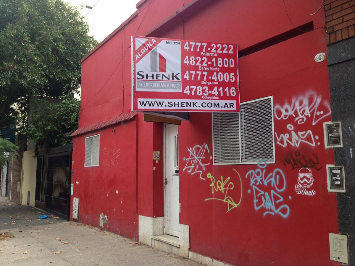Foto Casa en Alquiler en  Colegiales ,  Capital Federal  Conde al 900