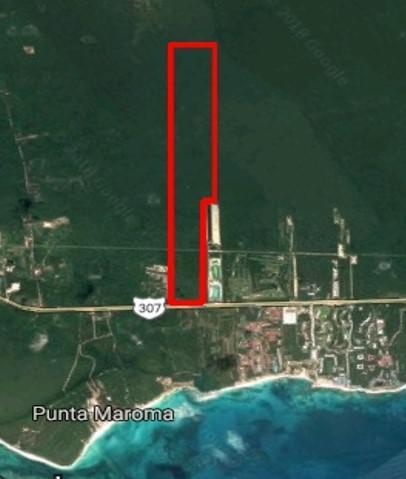 Foto Terreno en Venta en  Solidaridad ,  Quintana Roo  RANCHO SONORA, Zona Playa Maroma