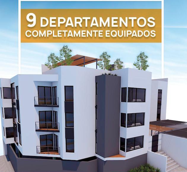 Foto Departamento en Venta en  San Luis Potosí ,  San luis Potosí  DEPARTAMENTOS EN VENTA EN LOMAS 4A SECCION, SAN LUIS POTOSI