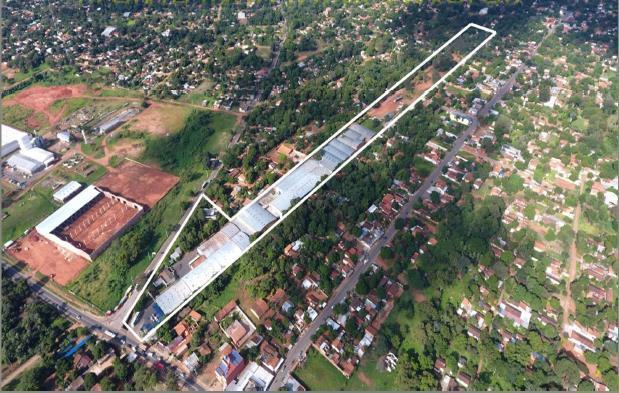 Foto Depósito en Venta en  Ñemby ,  Central  Ave Manuel Ortiz Guerrero, Ñemby