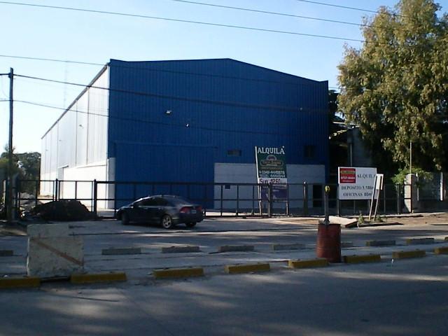 Foto Nave Industrial en Alquiler en  General Pacheco,  Tigre  Alquiler Deposito Logistico - Av. Constituyentes 3.886 - Tigre