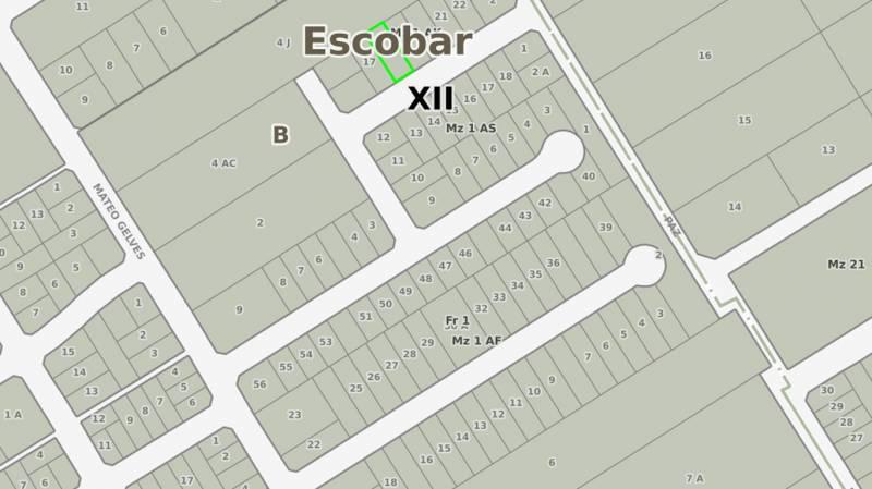 Foto Terreno en Venta en  Belen De Escobar,  Escobar  Bariloche 50